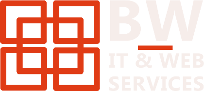 BW IT & Web Design Logo